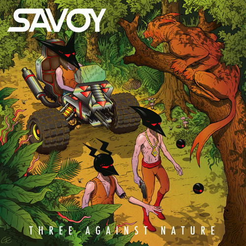 SAVOY - Three Against Nature (Preview)