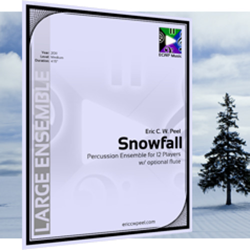 Snowfall - Percussion Ensemble