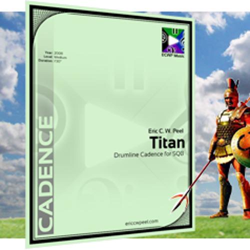 Titan - Drumline Cadence