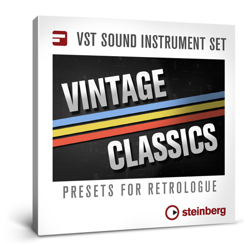 01 WE'RE ROBOTIC - Vintage Classics VST Sound Instrument Set  -  Demo Track