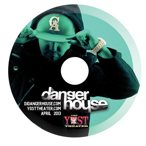 Dangerhouse Music Vol 1