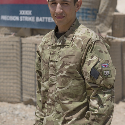 South Shields Soldier Provides Support In Afghanistan - Gnr Kyle Croft RA