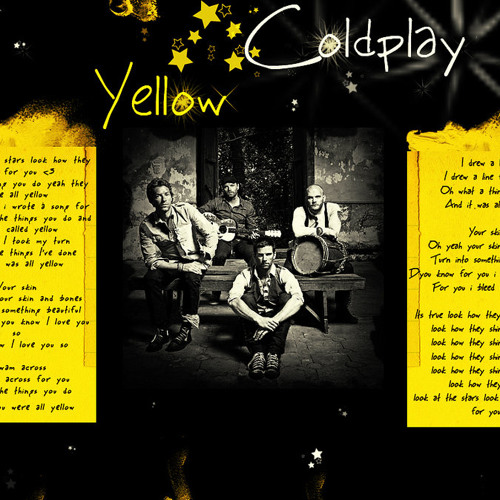 Yellow - Coldplay (Rakai ft. Andre)