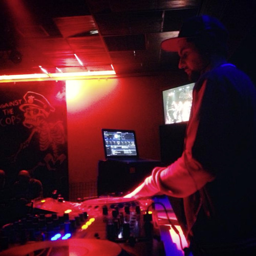 Dj dust - Live set @ COX (MI)(part1)