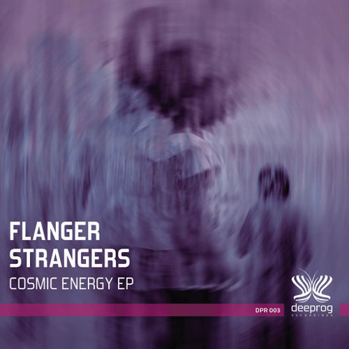 Flanger strangers -  Cosmic energy (Argonnight & Argon Sphere RMX) Preview