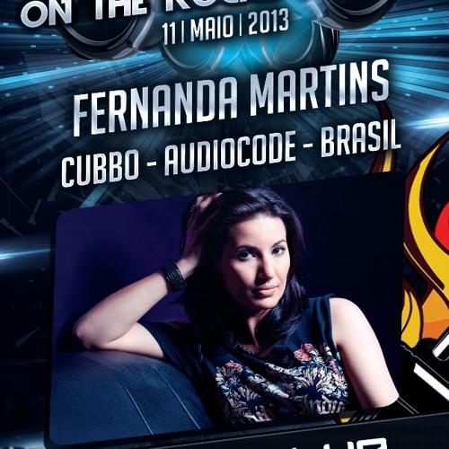Fernanda Martins @ Fuel Techno PT - Rocks Club PORTUGAL 2013