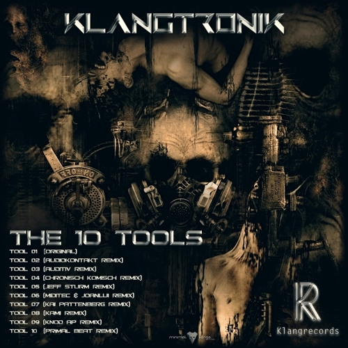 Klangtronik - Tool (Original Mix) [Klangrecords]