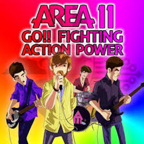 GO! Fighting Action Power- Area 11