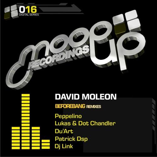 """David Moleon - Beforebang """"DJ Link Remix"""" Moop Up Recs"""