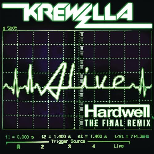 Download Krewella - Alive (Hardwell Remix) [OUT NOW!]
