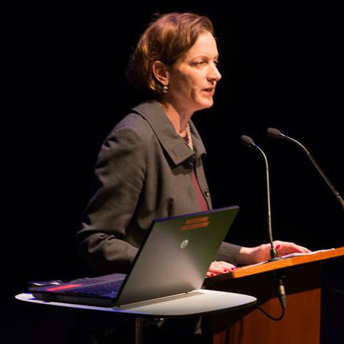 Anne Applebaum: Europe's Political Landscape 1930-1950