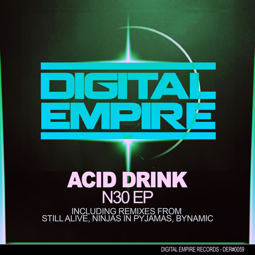 Acid Drink - N3O (Original Mix) [Out Now On Beatport]
