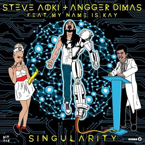 Steve Aoki - Singularity (Topher Jones Remix)
