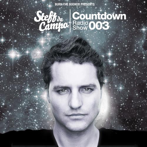 Steff da Campo - Countdown Radio Show 003 [Free download]