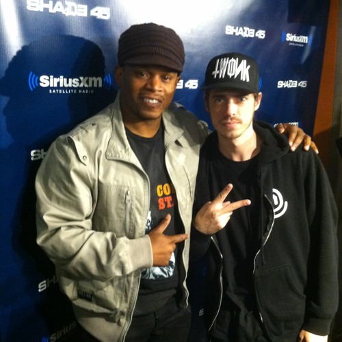 Codes Guest Mix Live On Sway In The Morning Shade45 Sirius Radio 5-10-13