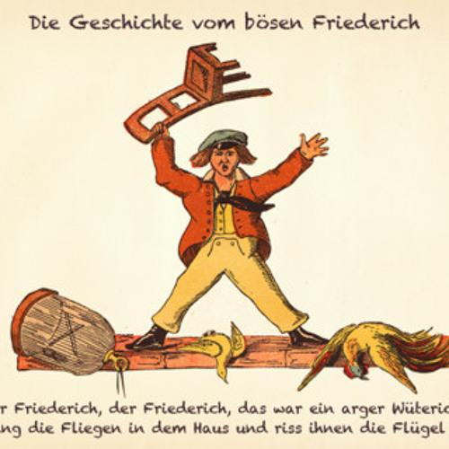 Michael Schelle:  CRUEL FREDERICK (1991)