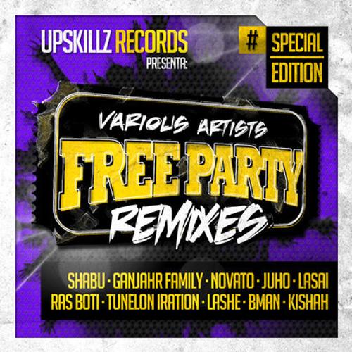 Dj Cot - Free Party Remix Medley (Upskillz Records)