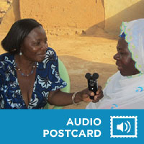 Audio postcard:  Women and land grabs in Ghana
