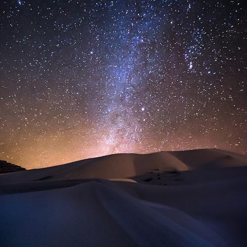 The Night Sky Over Arrakis
