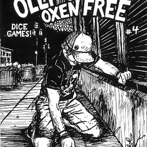 WEEK 40/52: Olly Oxen Free