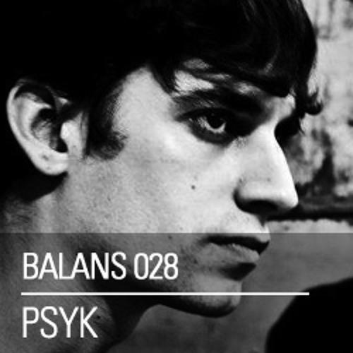 BALANS028 - Psyk