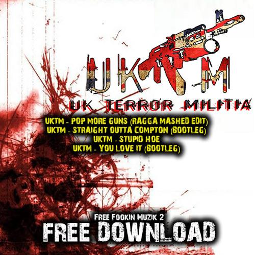 UKTM - Pop More Guns (Ragga Mashed Edit) (200bpm) (Mastered)