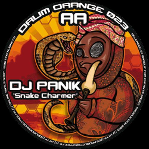 """DRUM ORANGE 023 - Dj Panik - """"Snake Charmer"""""""