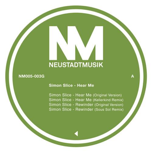 NM005-003G A2 Simon Slice - Hear me (Kellerkind Remix)