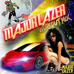 Major Lazer Workout Mix (May 2013)