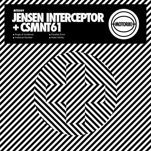 Jensen Interceptor + CSMNT61 - Hotel infinity (preview)