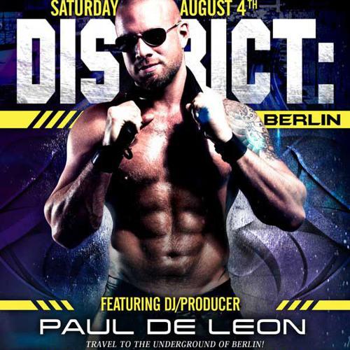 DISTRICT: Berlin - Score Club 8-4-12