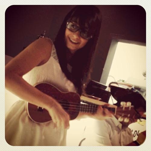Cindy López - Yo quiero ser (ukulele)