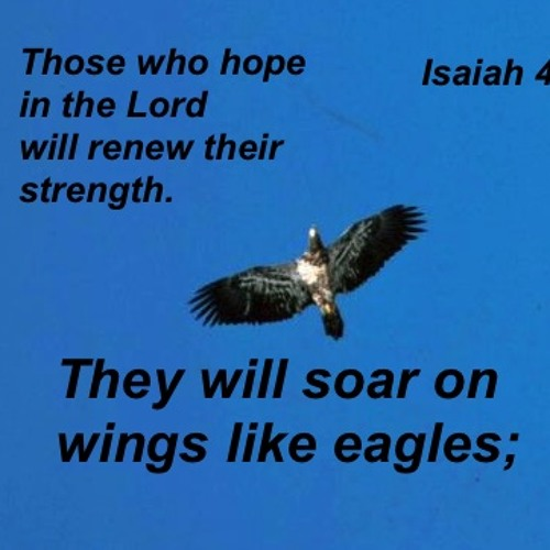 Isaiah 40 Spontaneous worship