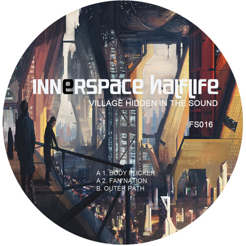 Innerspace Halflife - Village Hidden in the Sound