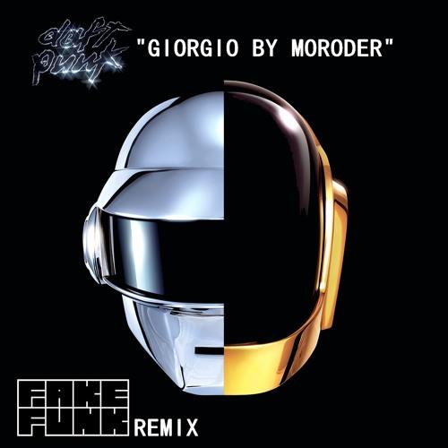 """Daft Punk - """"Giorgio By Moroder"""" (FakeFunk remix)"""