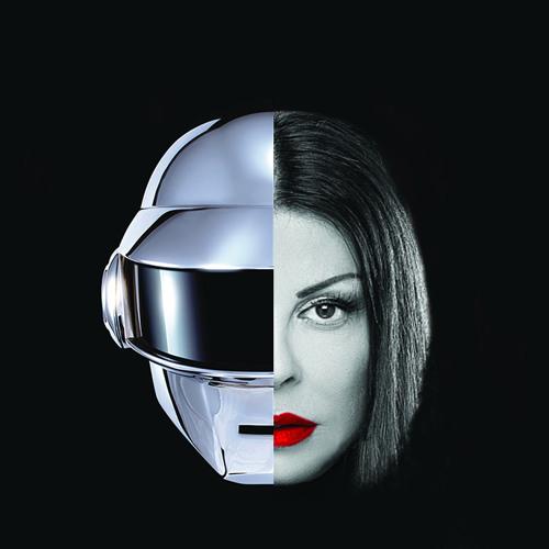 Daft Punk - Give Lady Back to Music(Matina Sous Peau mashup)