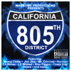 WEST BANG - CracShot CrazyBOY Mr.CriminaL Out Now on my 805th Distict Compilation 2011