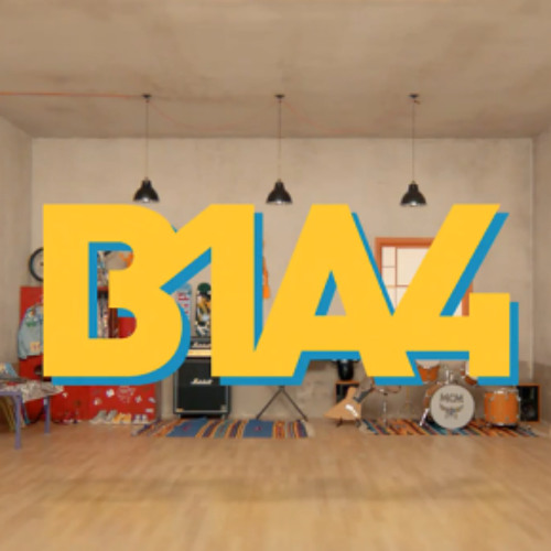 what's happening?-b1a4