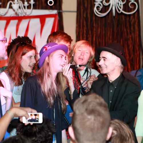 BP Fallon & The Bandits w/ Scott Asheton & Cara Delevingne - Van And Gloria (live)