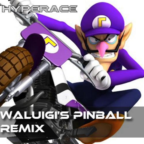 Mario Kart Ds Waluigi X27 S Pinball Remix By Hyperace On