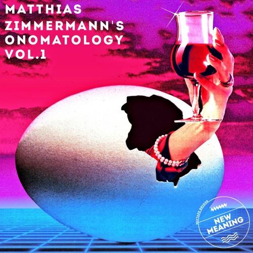 Matthias Zimmermann's Onomatology Vol. 1