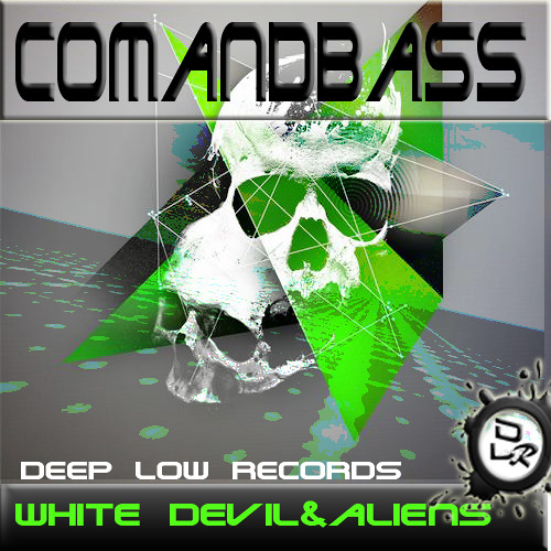Comandbass - Aliens (Original Mix) OUT NOW!!