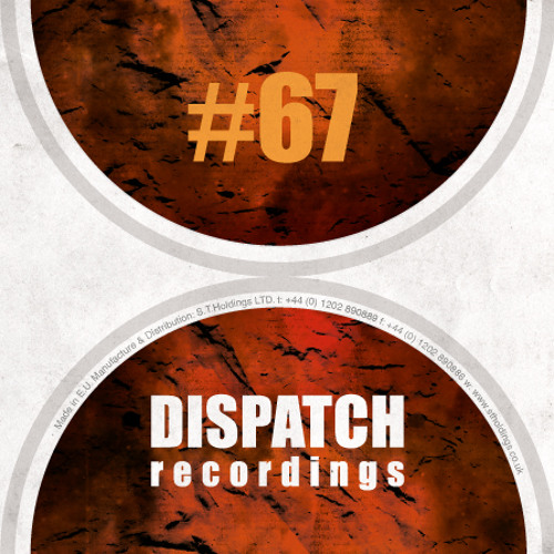 Cern & Dabs - Hell Rose - Dispatch 067 D (CLIP) - OUT NOW