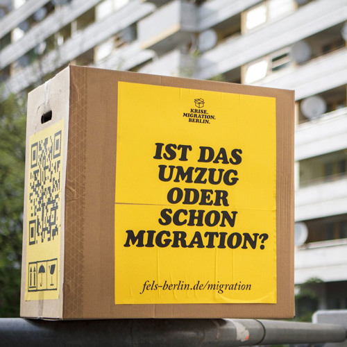 Whatever works - becoming a Berliner in times of crisis