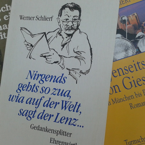 Andenken an den Vorstadtpoeten Werner Schlierf