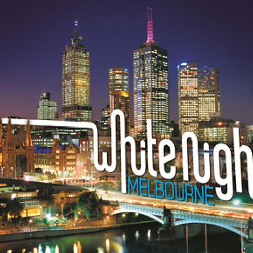 White Night Melbourne Feb 2013