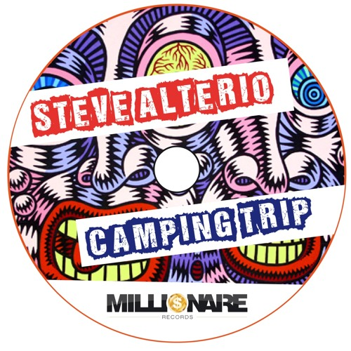 Steve Alterio-Impallao(Original Mix)[CUTTED] | Camping Trip EP | GRAB YOUR COPY!