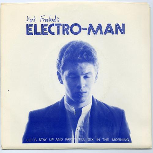"""Girl Power"" by MARK FREELAND'S  ELECTROMAN"