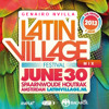 Genairo Nvilla - Latin Village 2013 Mix