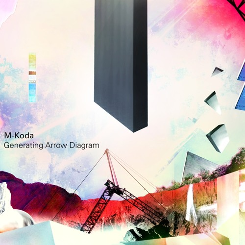 "M-Koda ""Generating Arrow Diagram"" albumTrailer PFCD36"
